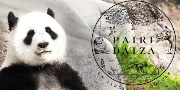 Pairi Daiza Park is opening soon!